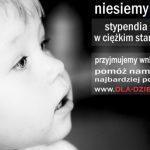 Stypendia dla dzieci w ciężkim stanie klinicznym- nabór wniosków